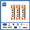 GNS G212 gap filler water based acrylic joint sealant with highly flexible and waterproof ability