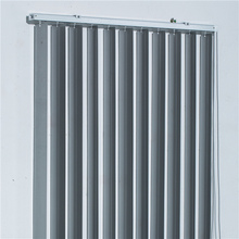 Outdoor 89cm cheap price blinds PVC Vertical blinds/vertical shutters