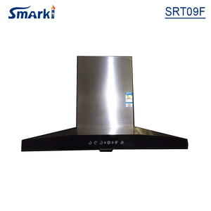 T type big air flow range hood cooking hood Chimney