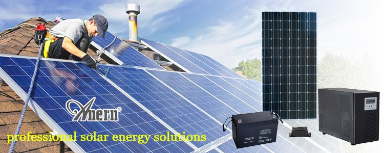1000w 2000w 3000w 5000w solar panel power system kit for home