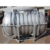 Shuttle rotational molding plastic water tank