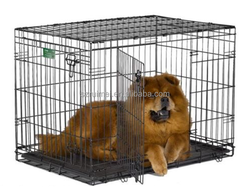 Industrial Commerial Heavy Duty Large Steel Iron Dog Cage