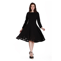 formal dresses for women 2016 long sleeve black dress for sex girl with wholesale price
