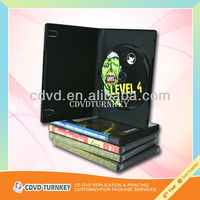 Wholesale bollywood dvd replication with high capacity 9.4GB