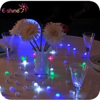 Wedding Gift Waterproof Multi-color Mini Led Light For Floral Decoration