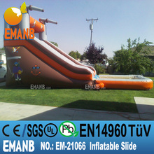 1378 USD inflatable pirate ship pool, inflatable water slide, giant inflatable water slide for adult