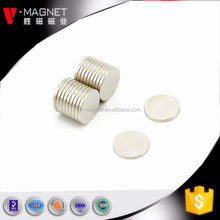 Fridge magnet N35 super strong NdFeB neodymium magnetic holder magnet button