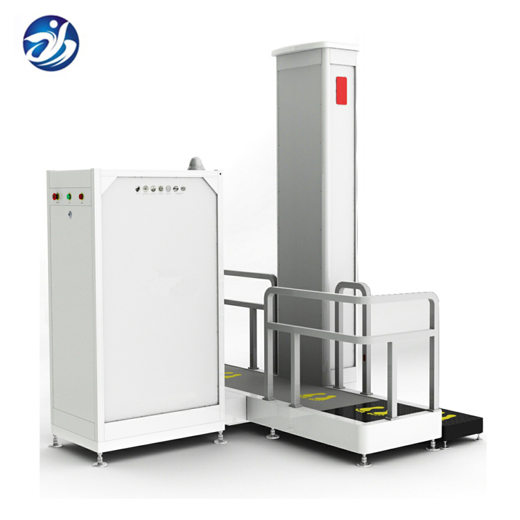 new arrived Security checking full body x ray scanner