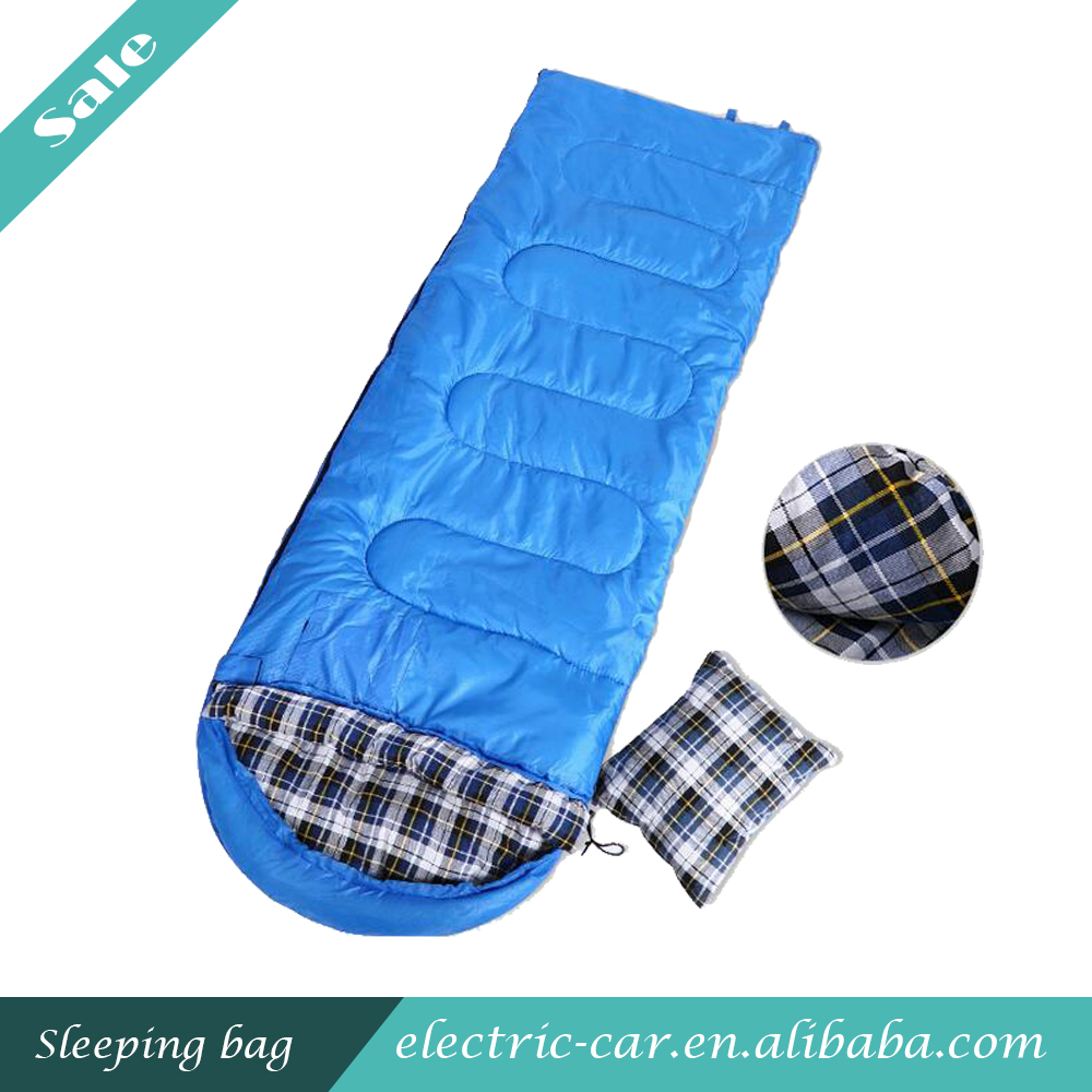 Wholesale Price of 100% Cotton Flannel Sleeping Bag