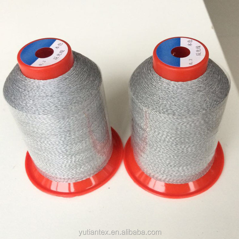 0.25mm reflective sewing thread