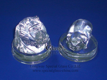 molde glass animal,glass craft,glasware