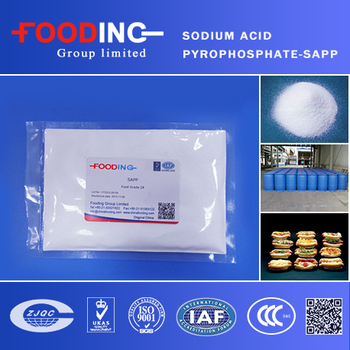 High quality Food Additives SAPP