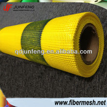 White Waterproofing Fiber Glass Mesh For Contruction
