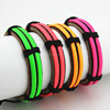 Authentic Tribal Leather Wristband Surf Multicolor