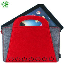 Cheap high quality universal portable felt business 13inch laptop bag