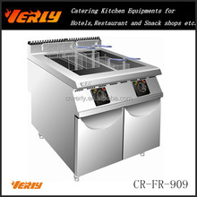 Gas Cooker Restaurant Kitchen Equipment CR-FR-909