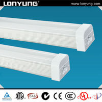 european styles t5 compact fluorescent led integrated double tube lighting with CE ETL SAA listed