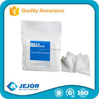 145gsm 9''x9'' Polyester Clean Room Wipes 6009