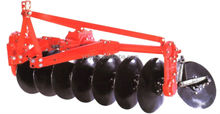 ILYQ series rotary-driven disc plough