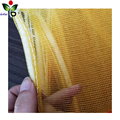 High quality small size vegetables recycled HDPE monofilament mesh bag