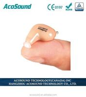 Alibaba AcoSound Acomate 210 IF-Plus CE TUV ISO Approved digital hearing hearing aids