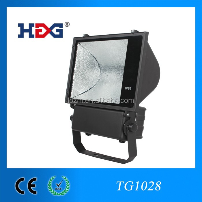 IP65 400w metal halide HID E40 halogen flood lighting