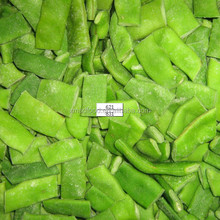 New Crop Healthy Frozen Vegetable Frozen IQF Romano Bean