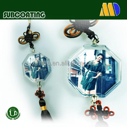 Digital Photo Keychain key chains for sublimation key ring