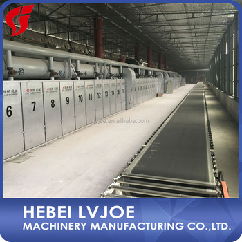 olid gypsum partition factory equipment supply