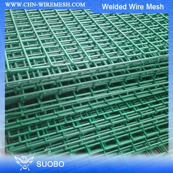 Suobo 3X3 Galvanized Welded Wire Mesh Fence Dog Wire Kennels Welded Wire Mesh Welded Mesh For Concrete