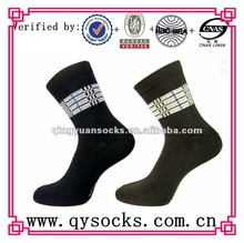sock manufacturer bulk wholesale socks/hot black bamboo men socks