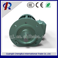 YS801-2-Y 100% copper wire winding three phase induction AC motor