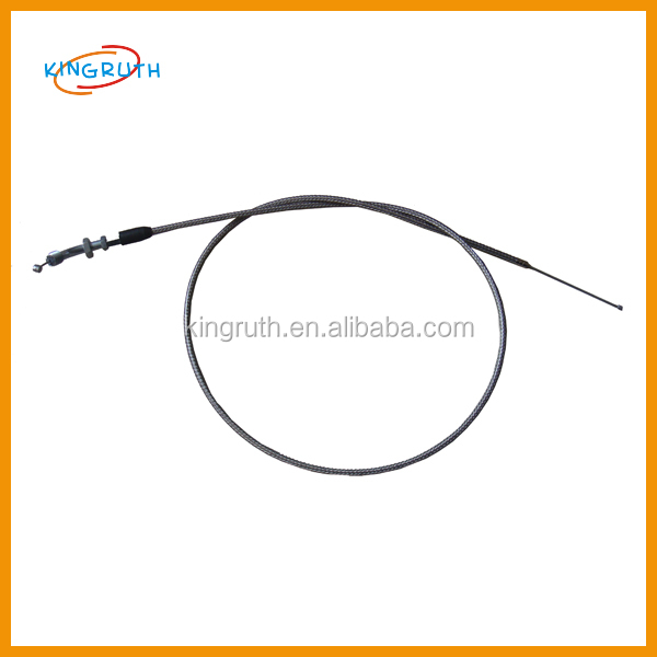 Universal throttle cable for dirt bike , ATV , scooter and pocket bike use