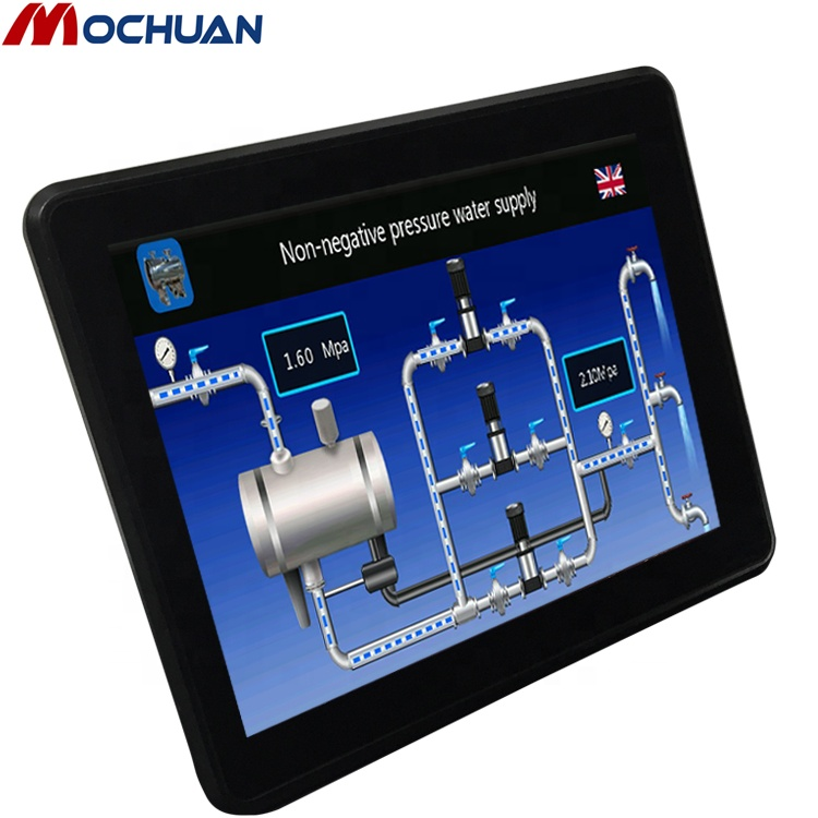 10inch programmable led <strong>light</strong> modbus tft lcd hmi touch screen <strong>controller</strong>