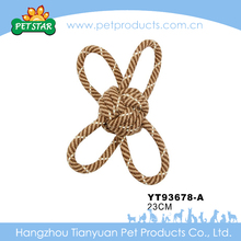 Pet cotton rope toys China Pocket Pets Toys Pet Products