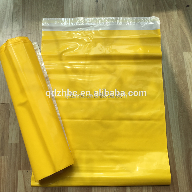 Yellow Mailers Poly Shipping Envelopes Bags 9x12