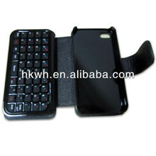 For iphone 4s wireless bluetooth case with keyboard