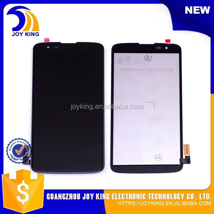 [Joyking] Original LCD Touch screen digitizer assembly for LG K7 LS665 LS675 MS330 screen replacement With Frame