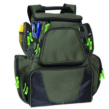 Multifunctional Fishing Tackle Backpack Fishing Rod Bag for Traveling Camping