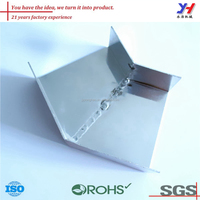 ODM OEM customized Welding aluminum electric wire cover box wholesale
