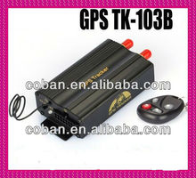 Mini GPS Tracker TK103 with engin cut off fuction tracking by mobile and computer