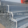 good price square hollow steel tube/guard bar pipe/square carbon steel pipe
