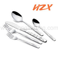 Low price Wholesale Stainless steel cutlery for restaurant