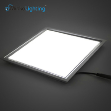 Europe Standard Indoor White Silver 3000K4000K6000K Housing Led 2x2 600X600 Flat Ceiling Mount Oled Light Panel