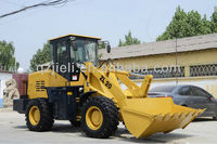 ZL20,1.1cbm, CE wheel loader, payloader