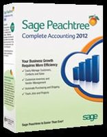 Sage Peachtree Complete Accounting