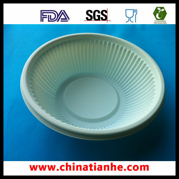 Wholesale Disposable Biodegradable Ice Cream Bowls