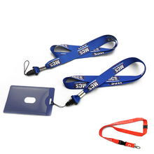 retractable tool rhinestone rope safety satin short lanyard