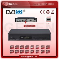 Gecen free to air GX6605S chipset strong satellite tv channels decoder