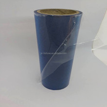 hot sale flexible super clear PVC film breathable blue film